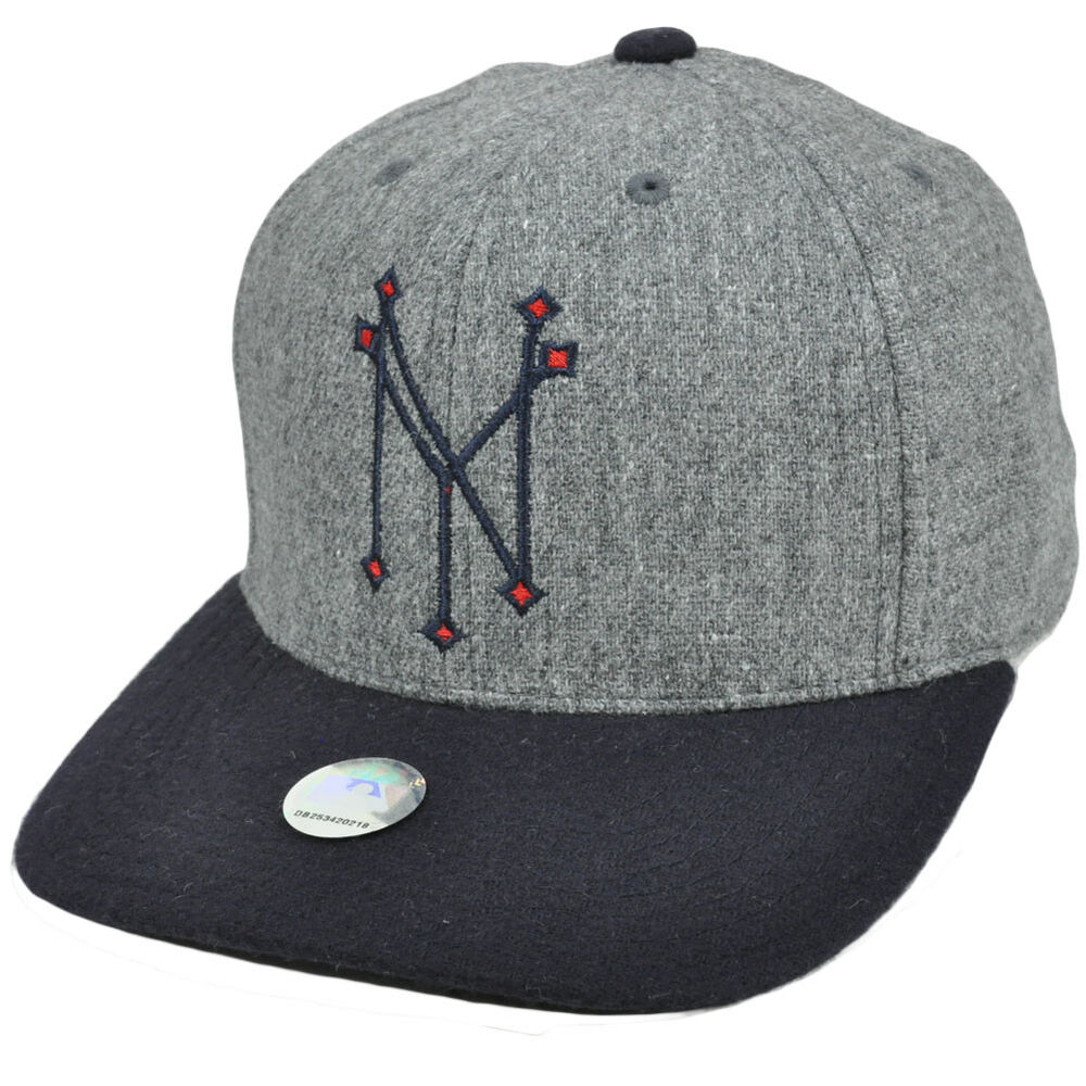 MLB NY New York Yankees American Needle Cooperstown Wool