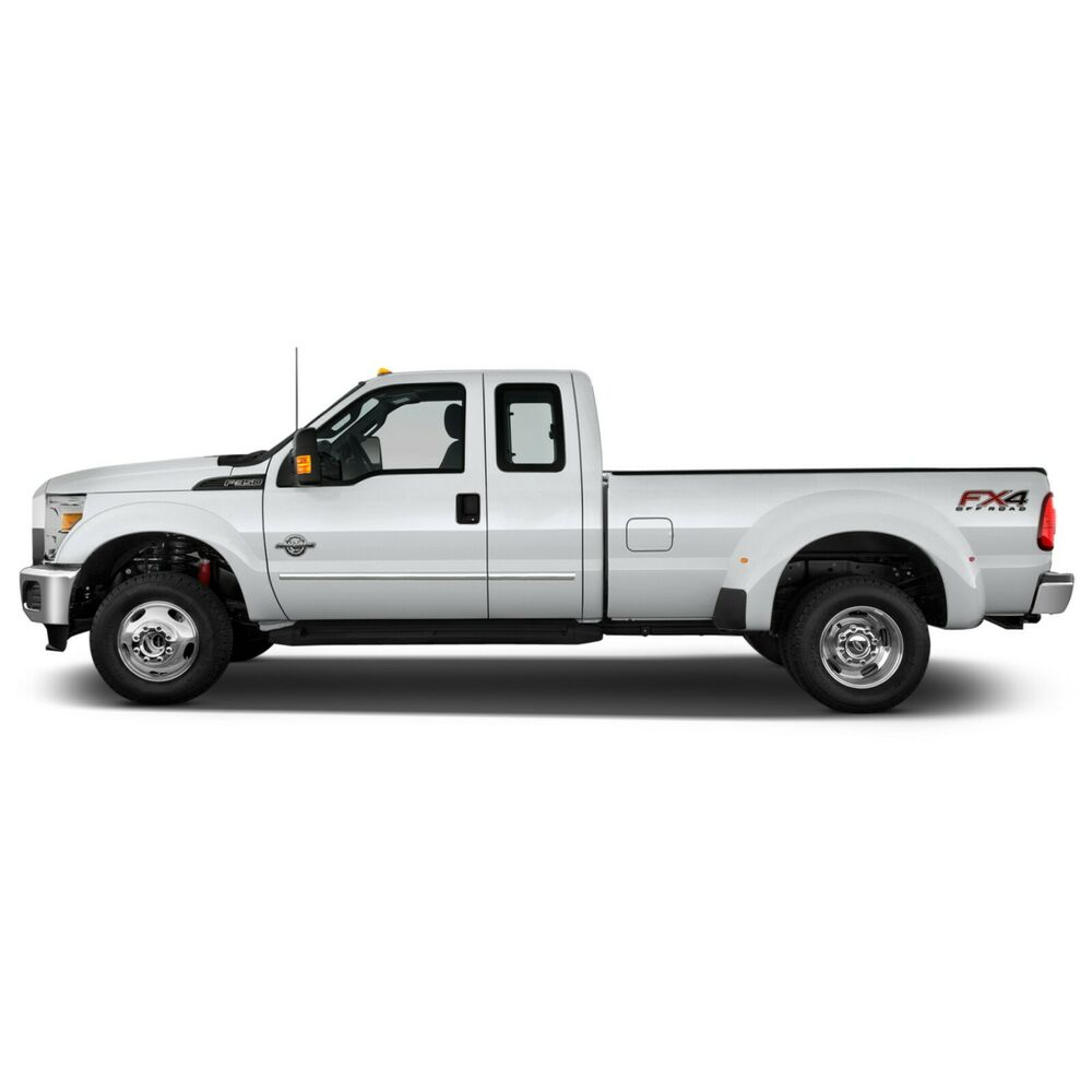 For: FORD F250 SUPER CAB; Body Side Mouldings Molding