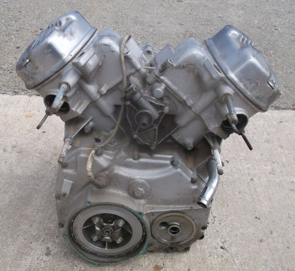 Honda Cx500 Turbo Parts For Sale: 1982 Honda GL500 Silverwing Interstate Engine For Parts Or