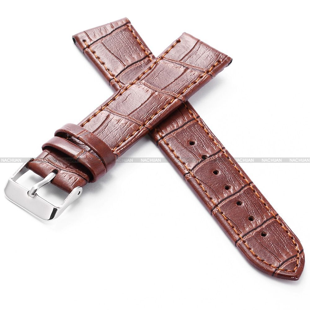 how to tighten leather watch band