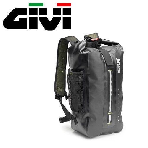 sac a dos givi grt701 tanche waterproof moto gravel t trekking touring neuf ebay. Black Bedroom Furniture Sets. Home Design Ideas