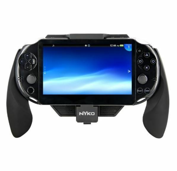 nyko power grip for playstation vita 2000 ps vita pch. Black Bedroom Furniture Sets. Home Design Ideas