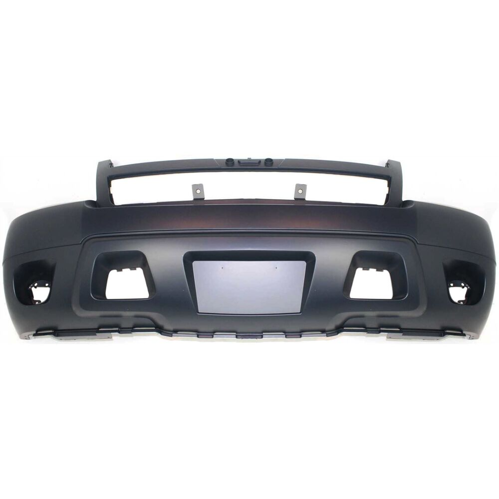 Tahoe 2004 chevy tahoe front bumper : Front Bumper Cover For 2007-2014 Chevy Tahoe w/ fog lamp holes ...