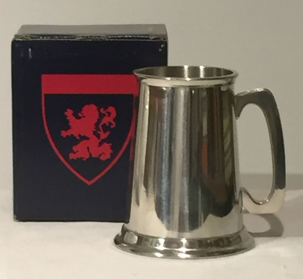 O further S L furthermore Fct B B besides S L also Barnabus Road Erdington S. on pewter mug