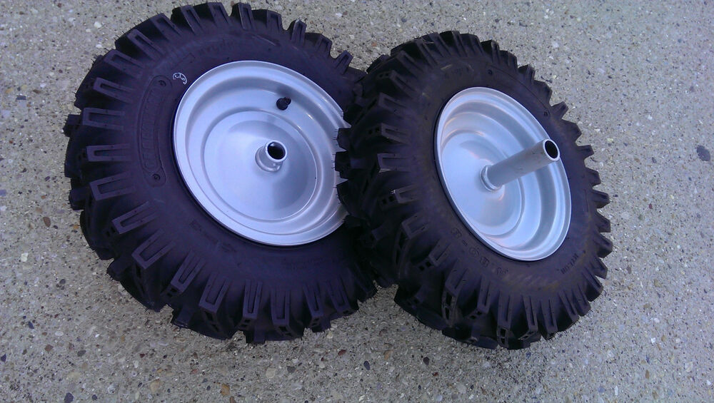 Sears Lawn Tractor Tire Chains : Snowblower tire chains sears autos post