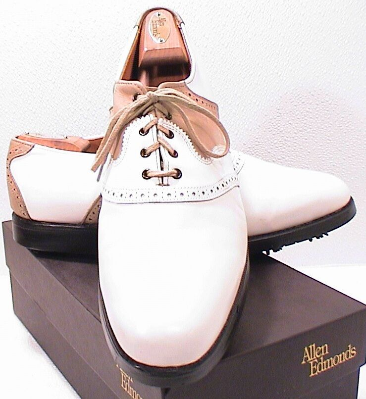 Allen Edmonds Golf Shoes Ebay