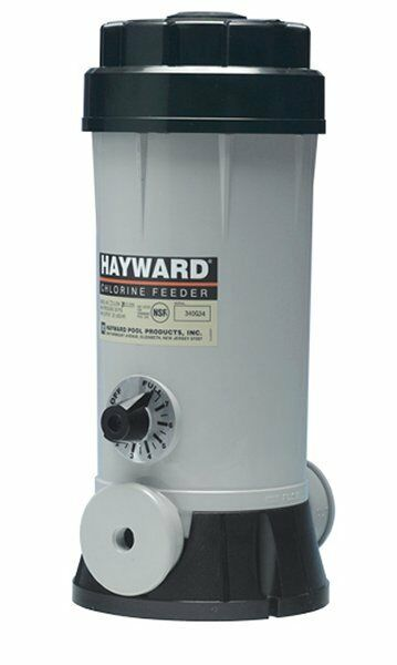 Hayward Inground Cl220 Off Line Swimming Pool Chemical Chlorine Bromine Feeder Ebay