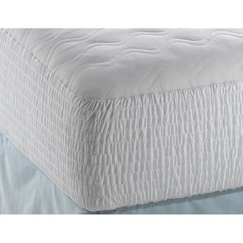 Beautyrest Cotton Blend Mattress Pad Ebay