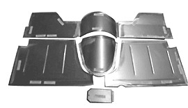 Ford Pickup Truck F 100 Floor Pan Floorboard Kit 1953