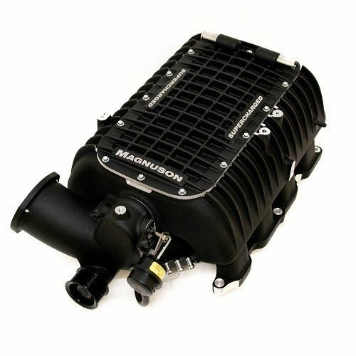 Vq35de Roots Supercharger: 7-15 Toyota Tundra 5.7L New Magnuson Intercooled