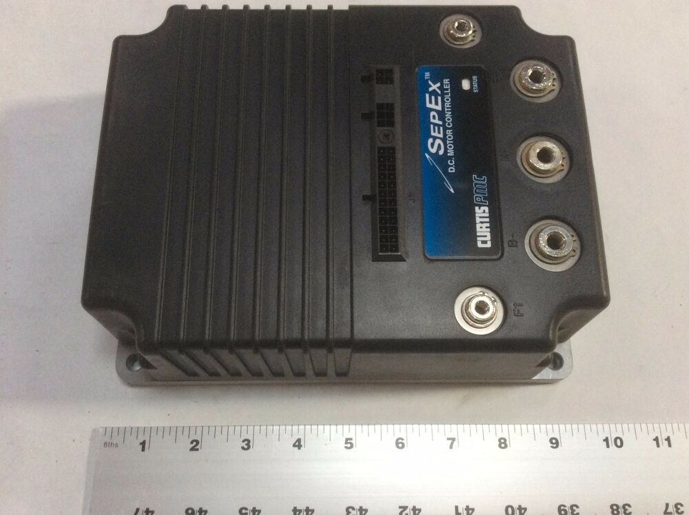 230012 Curtis Drive Controller Sepex D C Motor Pmc Sk