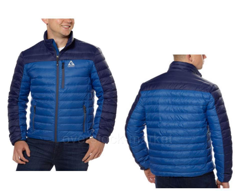 NEW MEN'S GERRY FEATHER DOWN ULTRA LIGHT 90/10 DOWN JACKET ...
