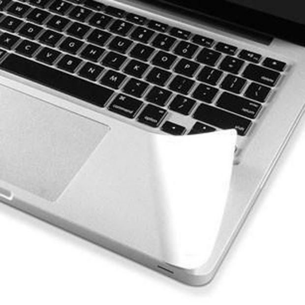 pvc trackpad palm rest cover protector sticker for macbook pro 13 15 retina ebay. Black Bedroom Furniture Sets. Home Design Ideas