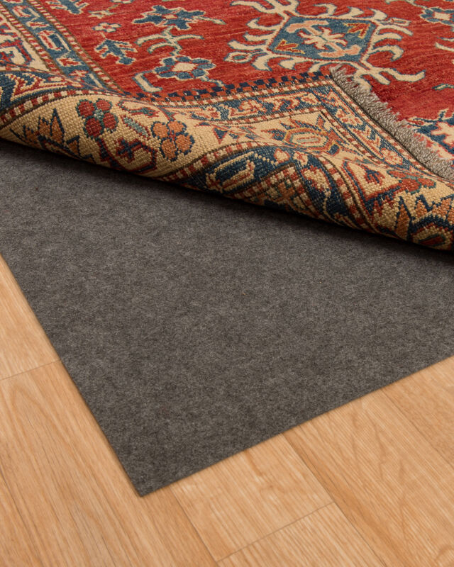 Luxury Non Slip Felt 8x10 Durable Rug Pad Ebay