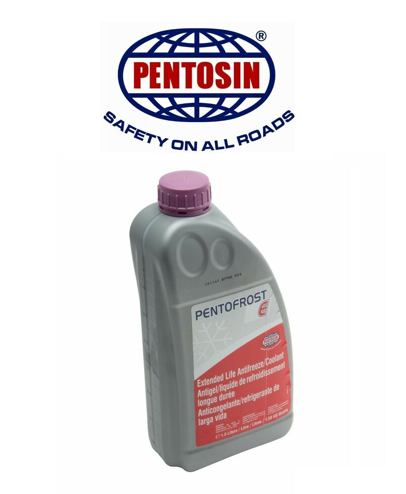 Vw Audi Oe G12 Coolant Antifreeze 1 5 Liter Purple Violet