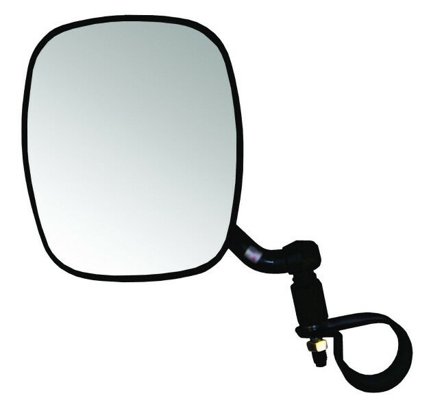 Snowmobile Side Mirrors : Cipa universal driver left side mount utv rear view