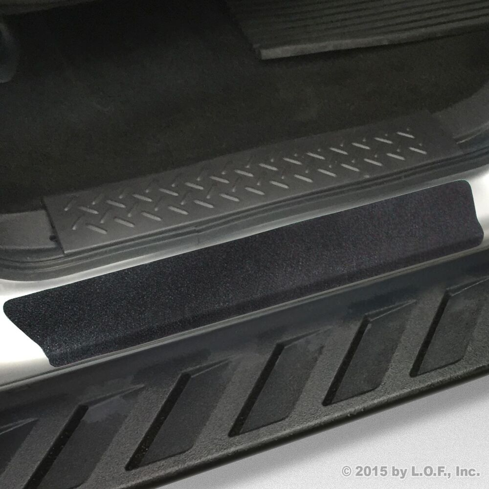 2009 2014 f 150 crew genuine rha ford door sill scuff plate protectors 4pc kit ebay. Black Bedroom Furniture Sets. Home Design Ideas