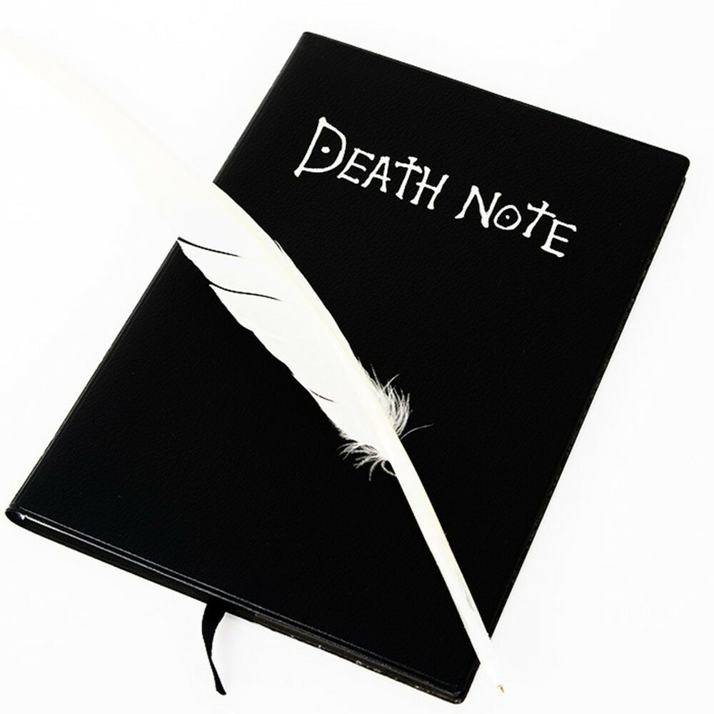 Write in the Death Note