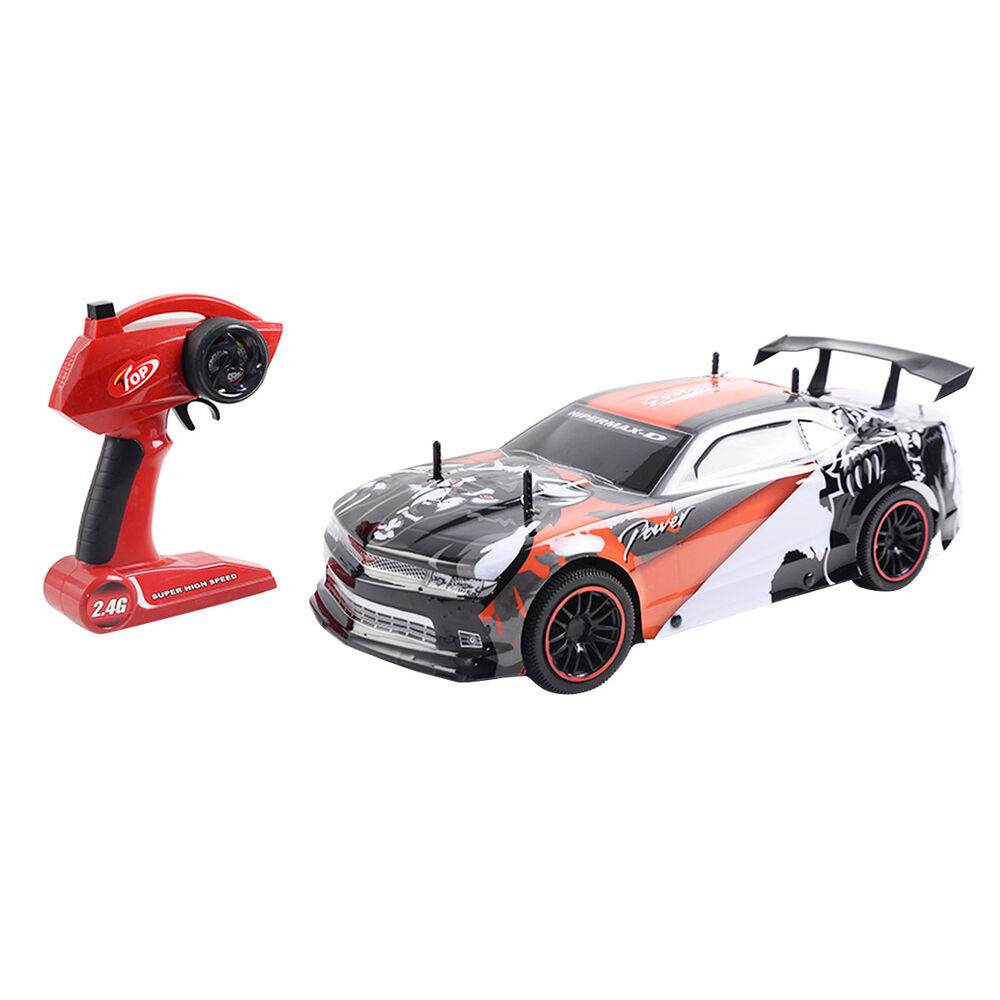 Goplus 1/10 Scale 2.4G 4CH Super High Speed Racing RC ...