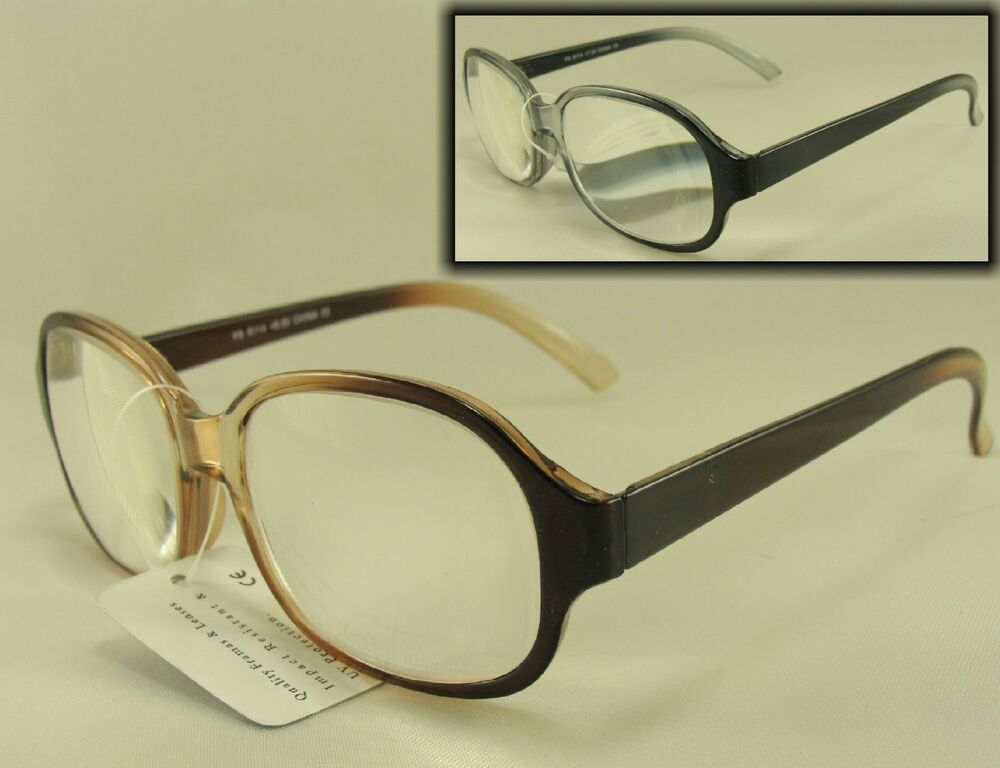 Extra Large Frame Reading Glasses : R114 Extra Strong Readers Magnifying Glasses +6.50 +7.00 ...
