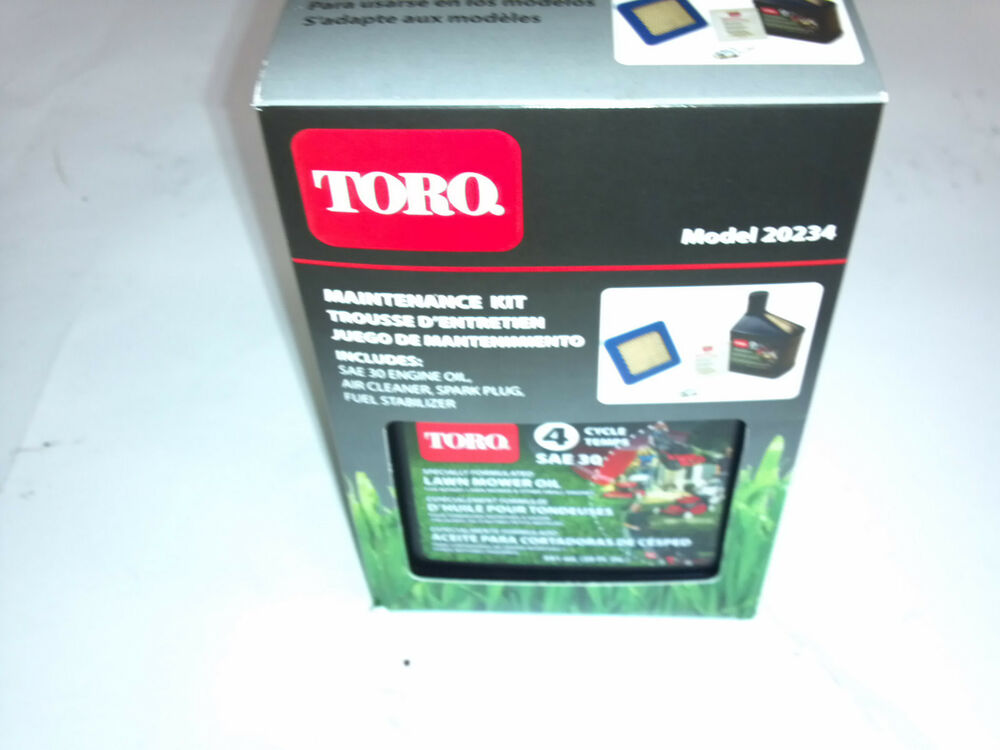 Lawn Mower Tune Up Parts : Toro tune up kit cycle briggs and stratton engines