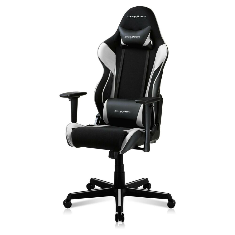 DXRacer Office Chair OH/RW106/NW Gaming Chair High Back