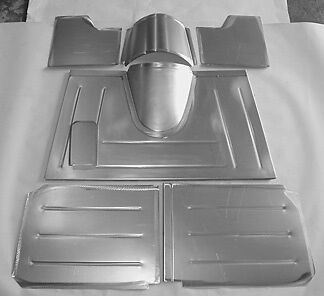Ford pickup truck floor pan floorboard for stock firewall for 1950 ford floor pans