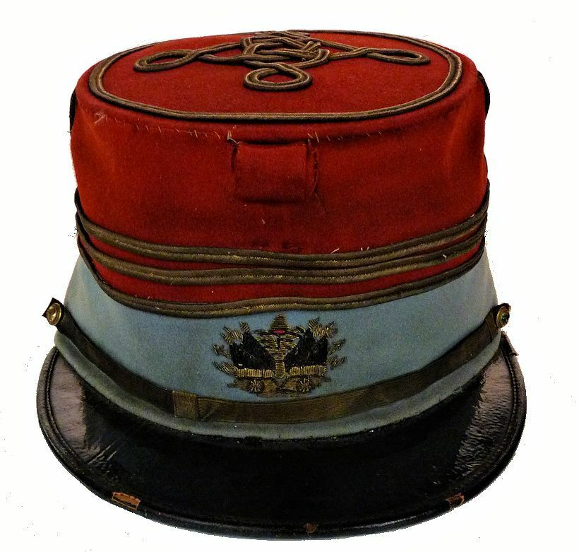 how to make a french kepi