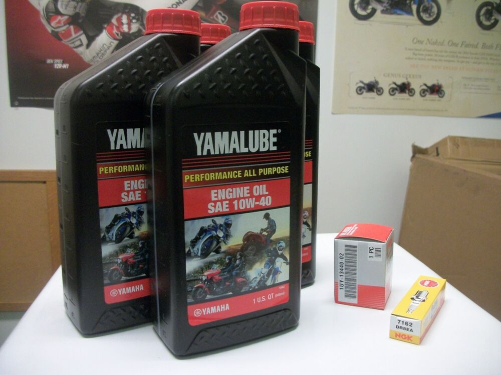 Yamaha Big Bear Oil Change