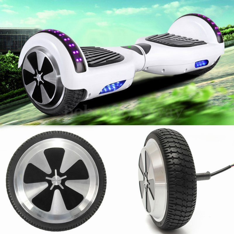 diy motor for 6 5 39 39 smart self balancing 2 wheels electric unicycle scooter gift ebay. Black Bedroom Furniture Sets. Home Design Ideas