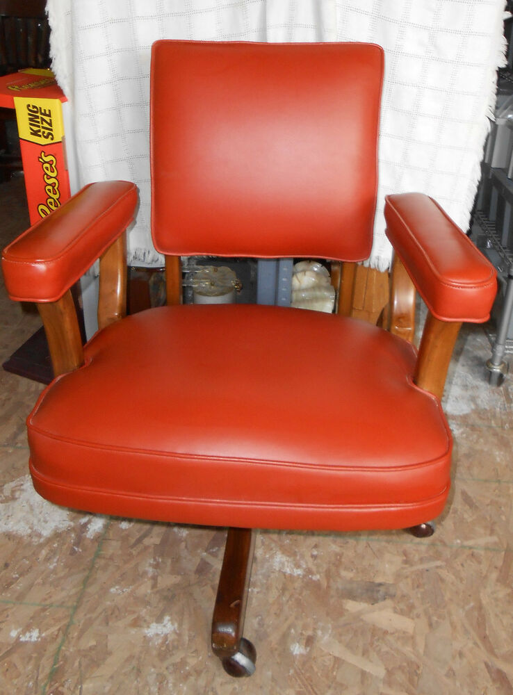 Vintage Leather & Wood Swivel Office Chair On Wheels Nice. Kitchen And Bath Designs. Kitchens Design. Kitchen Tables Designs. Simple Kitchen Design Pictures. Kitchen Corner Design. Kitchen Doors Design. Kitchens By Design Inc. Fancy Kitchen Designs