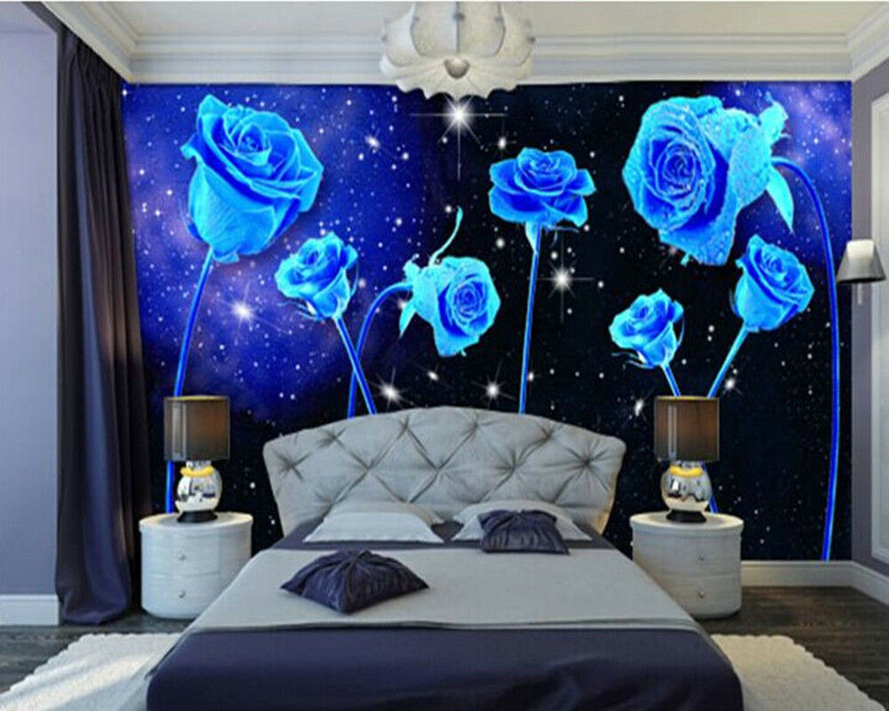 3d Wallpaper For Bedroom Of 3d Wallpaper Bedroom Mural Roll Modern Embossed Rose