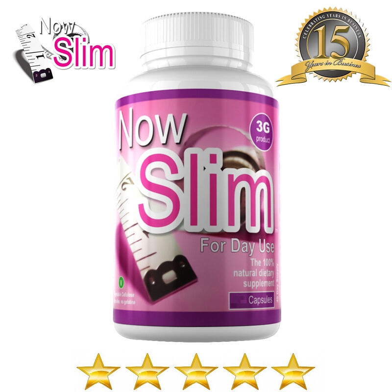 Now Slim®3G Day Capsules,Strong Weight Loss Slimming Pills ...