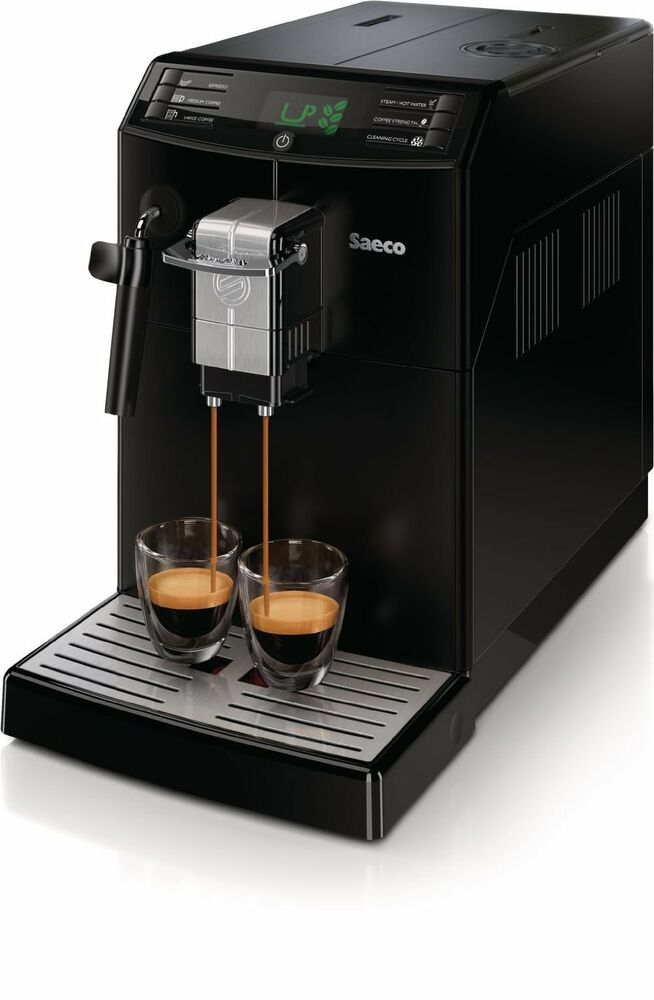 How Does Philips Coffee Maker Work : Philips Saeco Minuto Focus Automatic Espresso Machine & Coffee Maker - Black 75020035356 eBay
