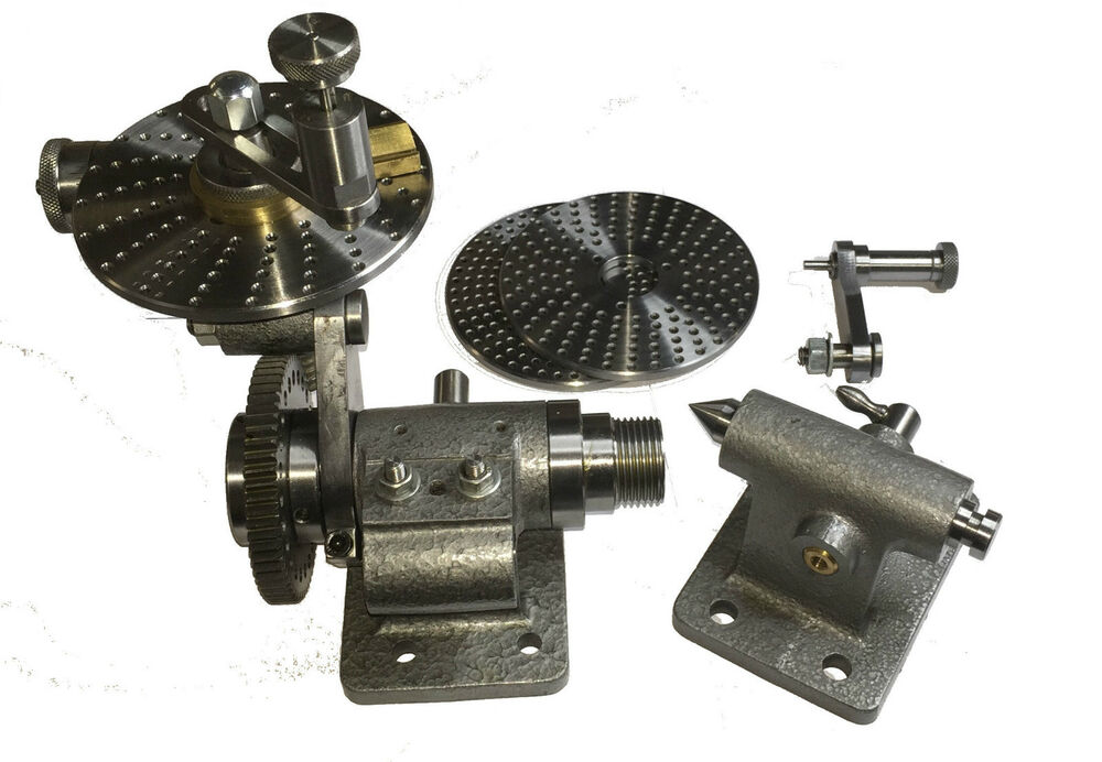 Rdgtools Small Dividing Head Indexing Head With