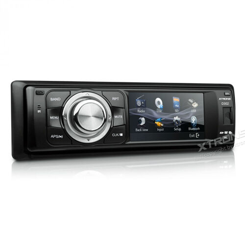 Jvc car stereo with front aux and usb 7