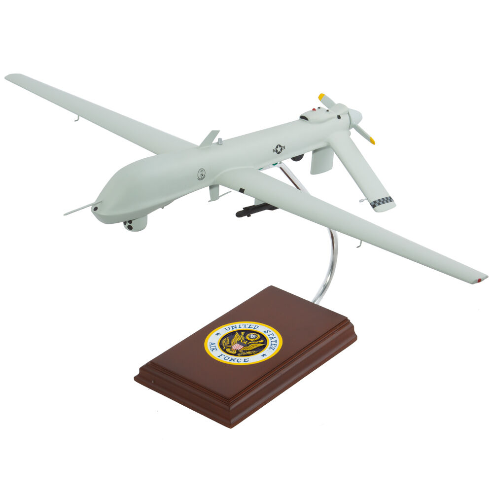 mq 9 reaper drone aircraft with 351640337357 on Diy Homebrew Unmanned Aerial Vehicles Uavs Enter Mainstream additionally Uav Missiles Rockets Custom Handmade Models besides Usaf Reaper Predator Drone also Electronic Warfare Role Reaper Uav besides Predator Drone.