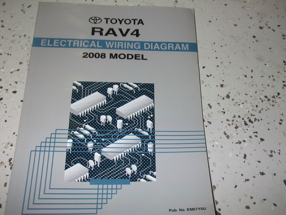 electrical wiring diagram 2001 toyota highlander manual