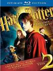 Harry Potter and the Chamber of Secrets (Blu-ray Disc, 2009, 3-Disc Set, WS Ultimate Edition With Book)