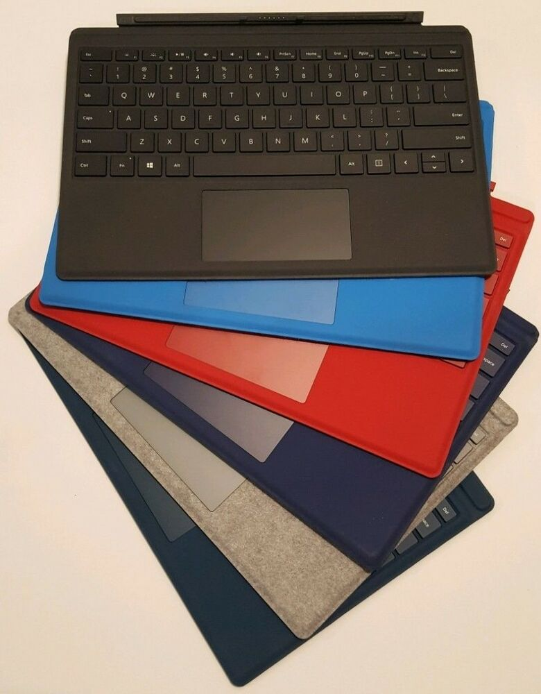 microsoft surface pro type cover keyboard for pro 3 pro 4. Black Bedroom Furniture Sets. Home Design Ideas