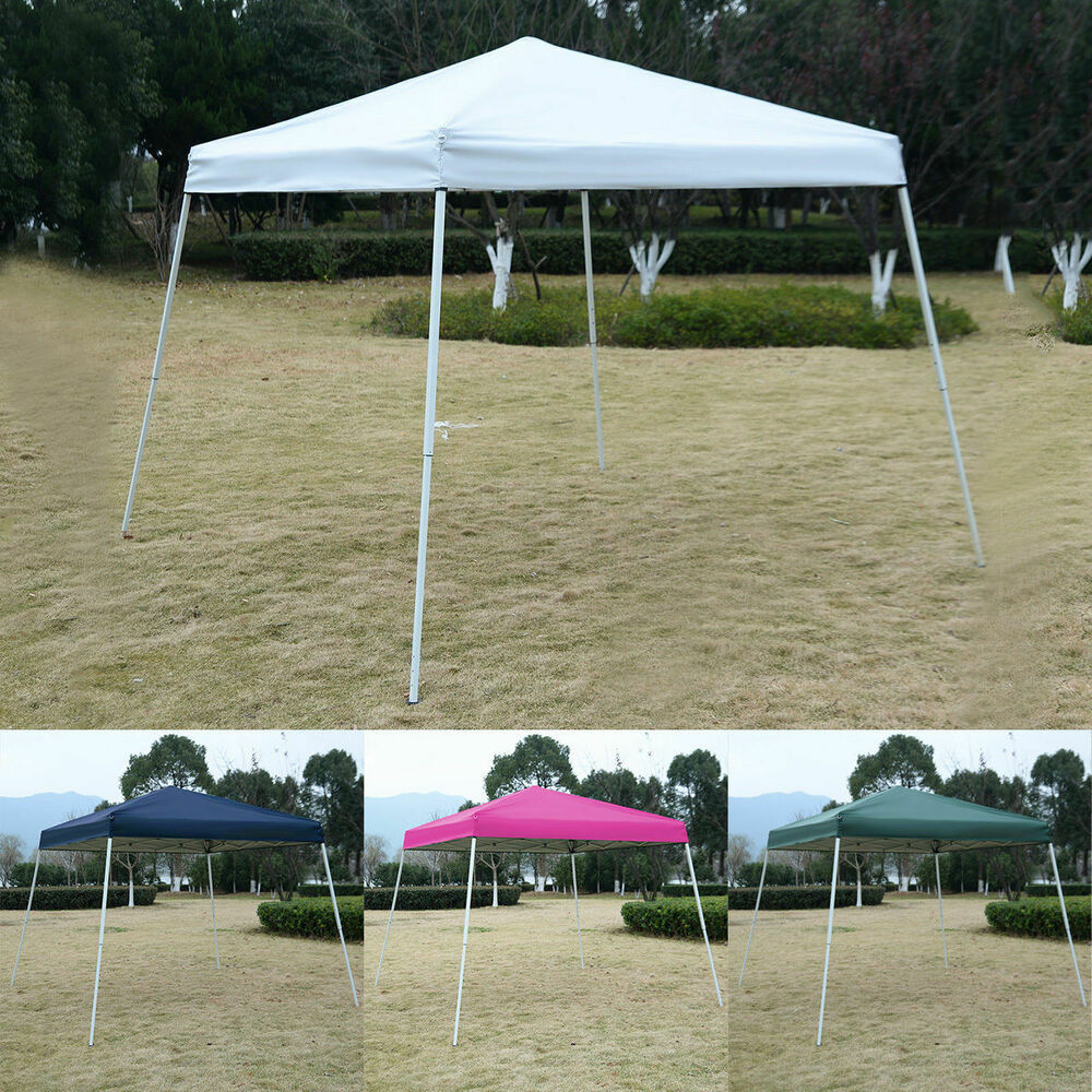 Goplus 10 X10 Ez Pop Up Tent Gazebo Wedding Party Canopy