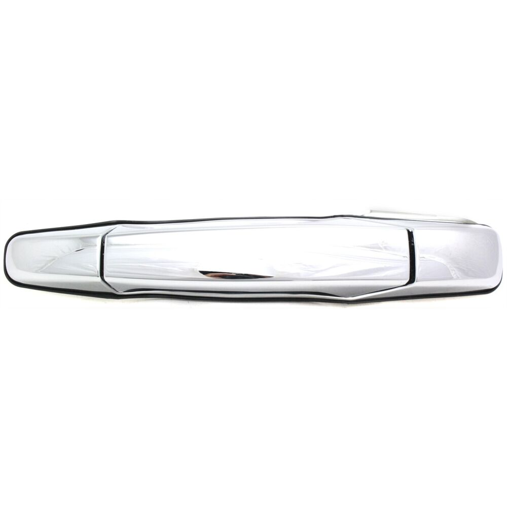 Exterior door handle for 2007 2013 chevrolet silverado for Rear exterior door