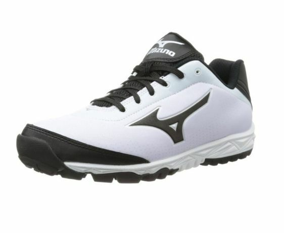 mizuno blaze trainer 2 s baseball turf shoes nib white