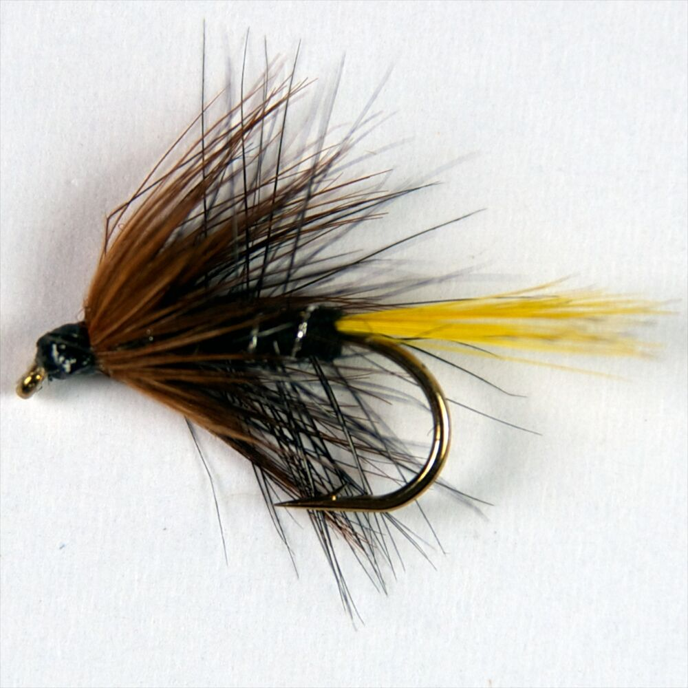 6 kate mclaren wet trout fly fishing flies size options by for Ebay fly fishing