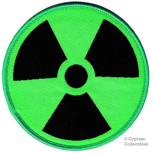 Nuclear Symbol Green | www.imgkid.com - The Image Kid Has It!