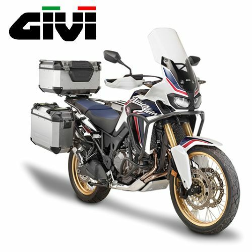 fixations equipement givi honda africa twin crf1000l 2016 top case sacoches neuf ebay. Black Bedroom Furniture Sets. Home Design Ideas