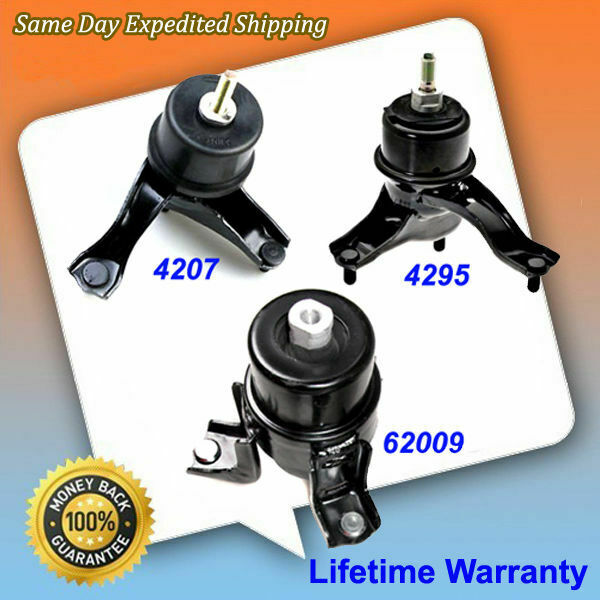 2007 2009 toyota camry 2 4l engine motor trans mount. Black Bedroom Furniture Sets. Home Design Ideas