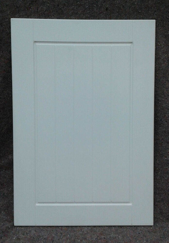 Shaker Matt White Kitchen Cupboard Cabinet Shaker T Amp G