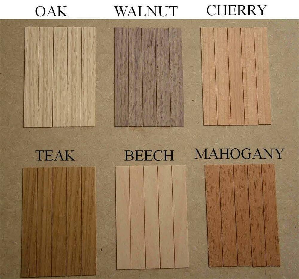 DOLLHOUSE FLOORING.MAHOGANY HARDWOOD FLOOR BOARDS