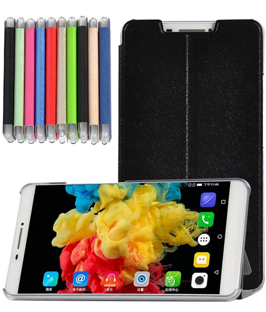 pretty nice 88ef9 15cfb Multi-Color PU Leather Stand Case Cover For 6.98
